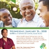 FMC Hosts Men's Health Talk January 31st