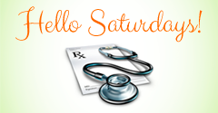 Family Medicine Center Clinic and Pharmacy open Saturdays 9am-1pm