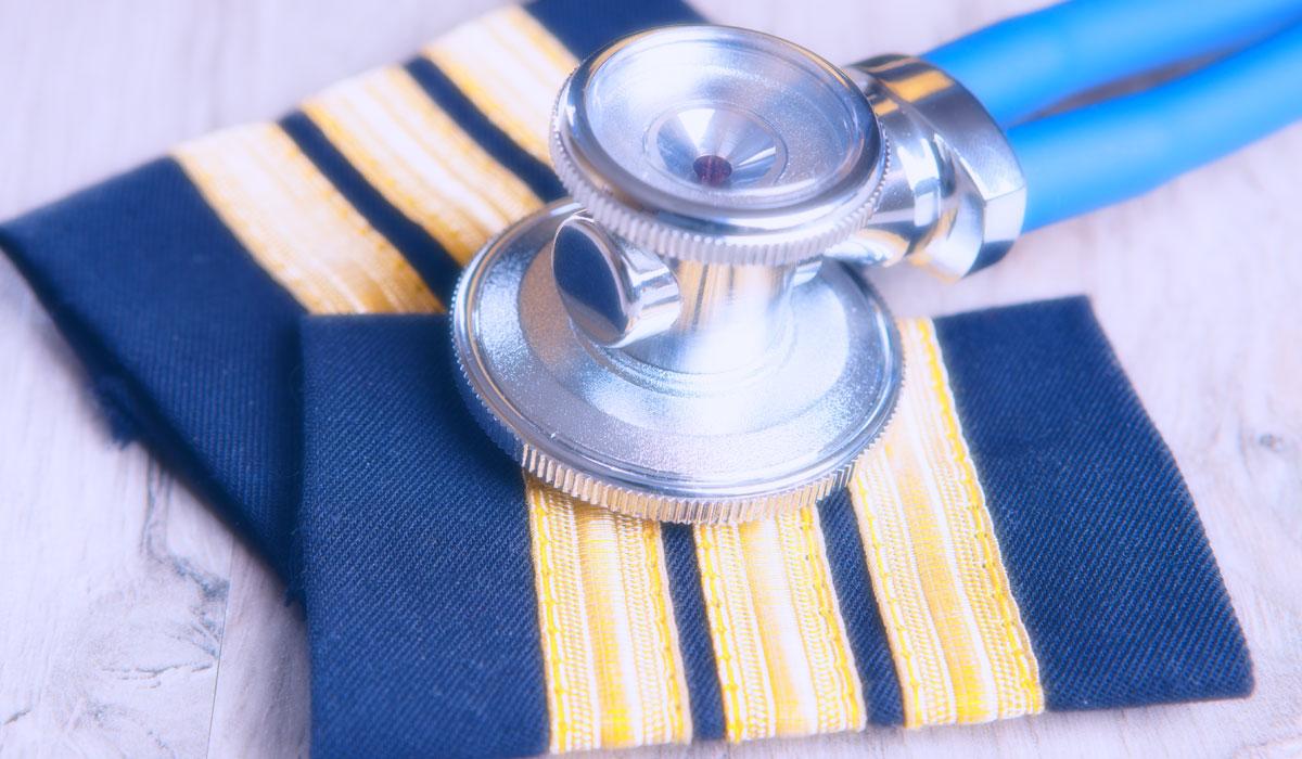 Aviation FAA CAA Medical Exams