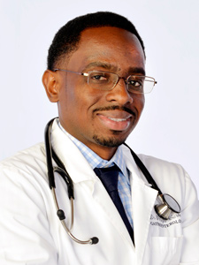 Dr. Flloyd Carter
