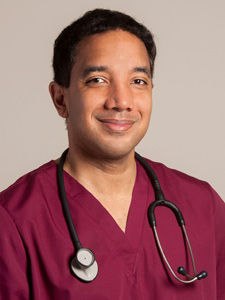Dr. Greg Pinto, Family Medicine Center