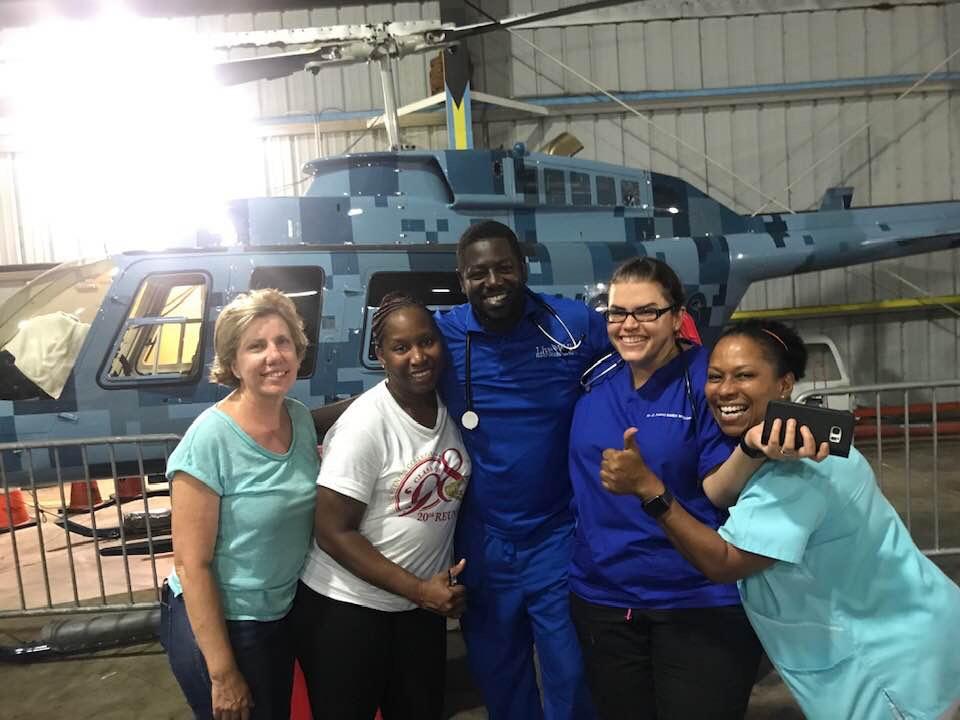 Teamwork For Hurricane Relief – Family Medicine Center
