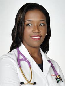Dr. Ariane Davis-Simmons endocrinologist family medicine center bahamas